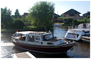 Motorjachten vanuit Leeuwarden